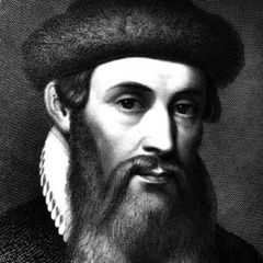 famous quotes, rare quotes and sayings  of Johannes Gutenberg
