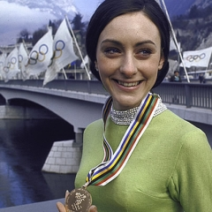 famous quotes, rare quotes and sayings  of Peggy Fleming