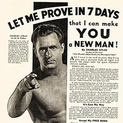 famous quotes, rare quotes and sayings  of Charles Atlas