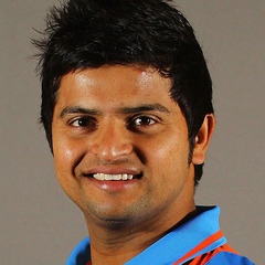 famous quotes, rare quotes and sayings  of Suresh Raina