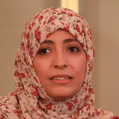 famous quotes, rare quotes and sayings  of Tawakkol Karman