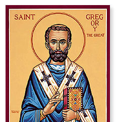 famous quotes, rare quotes and sayings  of Pope Gregory I