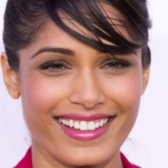 famous quotes, rare quotes and sayings  of Freida Pinto
