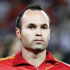 famous quotes, rare quotes and sayings  of Andres Iniesta