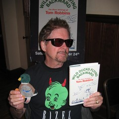 famous quotes, rare quotes and sayings  of Tom Robbins
