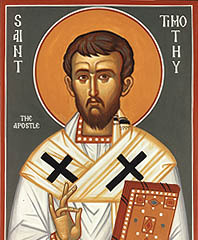 famous quotes, rare quotes and sayings  of Saint Timothy