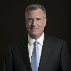 famous quotes, rare quotes and sayings  of Bill de Blasio