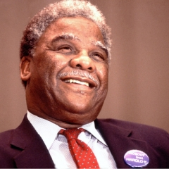 famous quotes, rare quotes and sayings  of Harold Washington