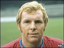 famous quotes, rare quotes and sayings  of Bobby Moore