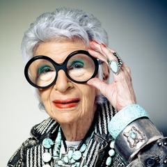 famous quotes, rare quotes and sayings  of Iris Apfel