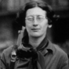 famous quotes, rare quotes and sayings  of Simone Weil