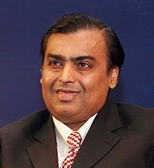 famous quotes, rare quotes and sayings  of Mukesh Ambani