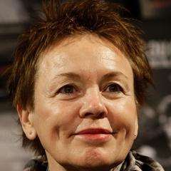 famous quotes, rare quotes and sayings  of Laurie Anderson