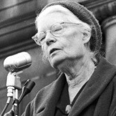 famous quotes, rare quotes and sayings  of Dorothy Day