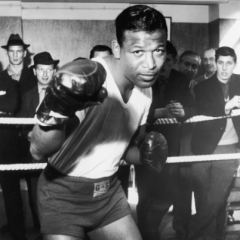 famous quotes, rare quotes and sayings  of Sugar Ray Robinson