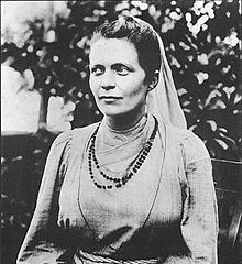 famous quotes, rare quotes and sayings  of Sister Nivedita