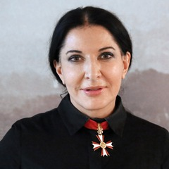 famous quotes, rare quotes and sayings  of Marina Abramovic