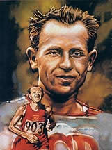 famous quotes, rare quotes and sayings  of Emil Zatopek