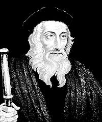 famous quotes, rare quotes and sayings  of John Wycliffe