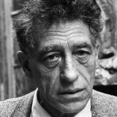 famous quotes, rare quotes and sayings  of Alberto Giacometti