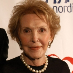famous quotes, rare quotes and sayings  of Nancy Reagan