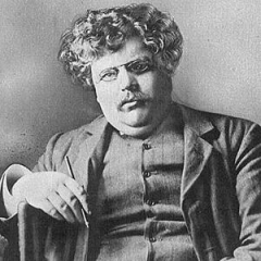famous quotes, rare quotes and sayings  of Gilbert K. Chesterton