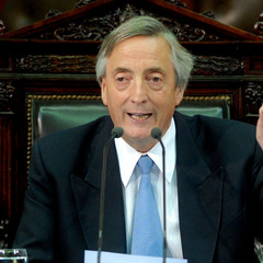 famous quotes, rare quotes and sayings  of Nestor Kirchner