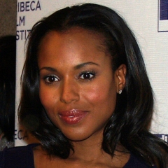 famous quotes, rare quotes and sayings  of Kerry Washington
