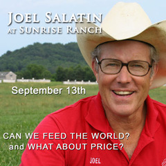 famous quotes, rare quotes and sayings  of Joel Salatin