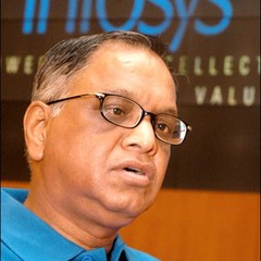 famous quotes, rare quotes and sayings  of N. R. Narayana Murthy