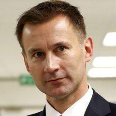 famous quotes, rare quotes and sayings  of Jeremy Hunt