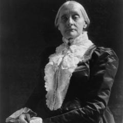 famous quotes, rare quotes and sayings  of Susan B. Anthony