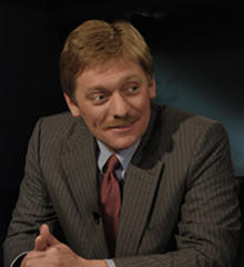 famous quotes, rare quotes and sayings  of Dmitry Peskov