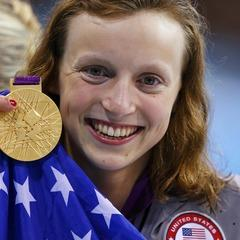 famous quotes, rare quotes and sayings  of Katie Ledecky