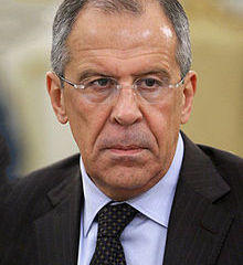 famous quotes, rare quotes and sayings  of Sergey Lavrov