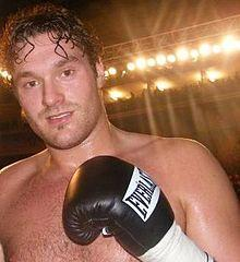 famous quotes, rare quotes and sayings  of Tyson Fury