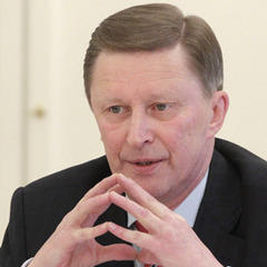 famous quotes, rare quotes and sayings  of Sergei Ivanov