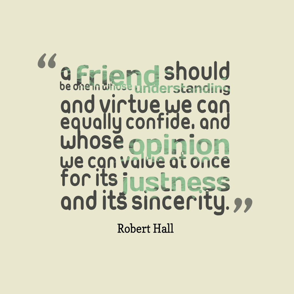 essay on value of true friends Characteristics of friendship as a true friend wow that is so nice to have your daughter writing about friendship on your blog i like the value of.