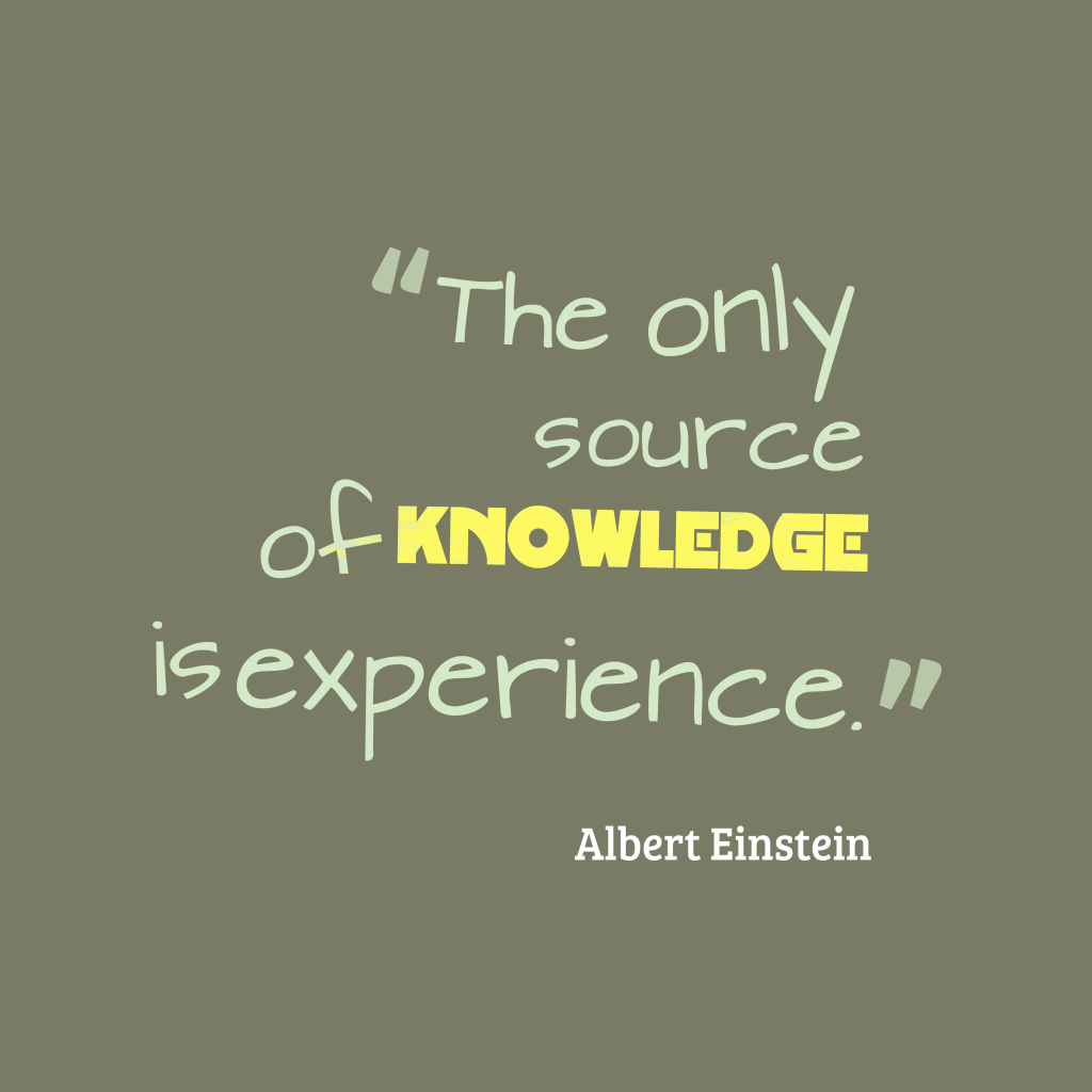 sources of knowledge Intuition as a source of knowledge, although not scientific, has proved reliable for us as human beings it only seems logical to concede its existence.